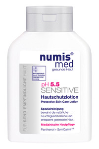 Buy Numis Med pH 5.5 Sensitive Protective Skin Care Lotion 200 ml