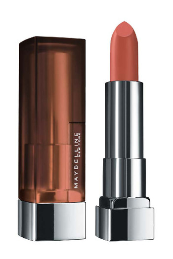 Maybelline New York Color Sensational Creamy Matte Lipstick, 657 Nude Nuance   3.9 G