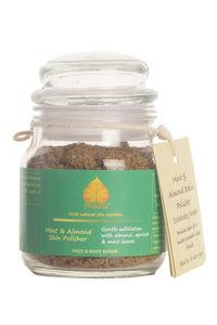 Buy Prakrta Face & Body Scrub - Mint & Almond Skin Polisher 90 ml