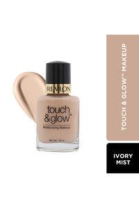Buy Revlon Touch & Glow Makeup 20 ml - Ivory Mist