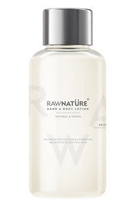Buy Raw Nature Hand & Body Lotion - Helichrysum & Sage 60 gm