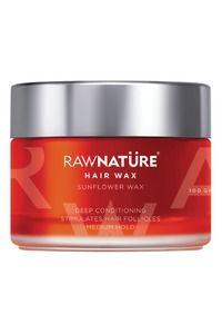 Buy Raw Nature Sunflower Hair Wax - Medium Hold 100 gm
