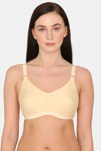 Buy Rosaline Everyday Double Layered Non Wired Full Coverage T-Shirt Bra - Roebuck
