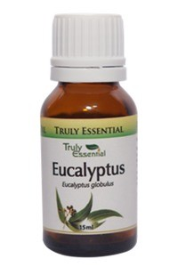 Buy Truly Essential Essential Oil - Eucalyptus 15 ml