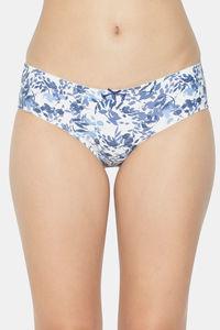 Buy Triumph Mid Rise Bikini Panty - Blue