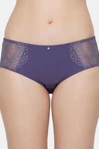 Buy Triumph Beauty-Full Lacy Seamless Hipster Brief - Slate