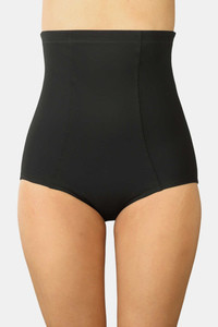 Buy Triumph Shape Sensation 76 High Waist Panty Full Coverage Tummy Control Shapewear - Black