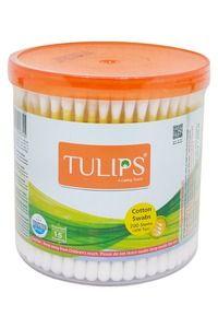 Buy Tulips Cotton Swabs - Jar 200's