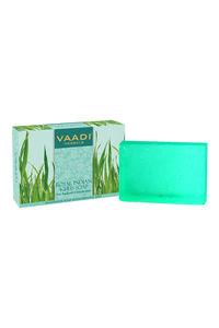 Buy Vaadi Herbals Handmade Soap - Royal Indian Khus 75 gm