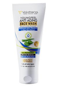 Buy Volamena Youngfeel Anti Aging Face Wash 100 ml