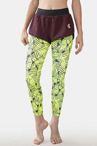 Buy Zelocity High Compression Nouveau Soft Legging - Neon Print