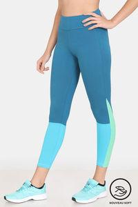 Buy Zelocity Nouveau Soft Legging- Seaport