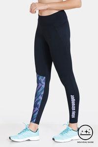 Buy Zelocity High Impact Nouveau Shine Legging - Anthracite