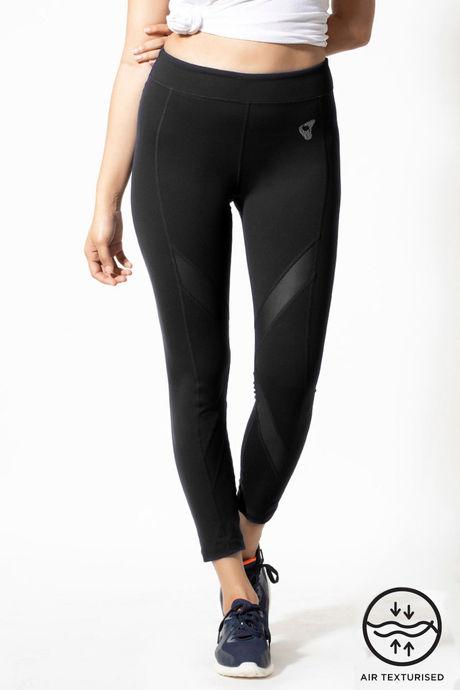 Zelocity High Compression Nouveau Soft Legging - Black