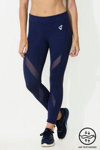 Buy Zelocity High Impact Nouveau Soft Legging - Blue