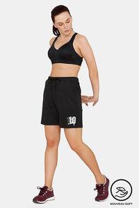 Buy Zelocity Nouveau Soft Shorts - Anthracite