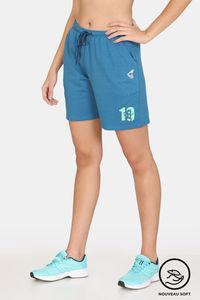 Buy Zelocity Nouveau Soft Shorts - Seaport