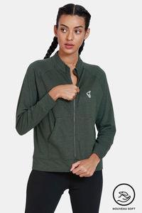Buy Zelocity Easy Movement Jacket - Green Depth