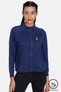 Buy Zelocity Easy Movement Jacket - Medieval Blue