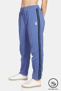 Buy Zelocity Easy Movement Track Pants - Blue