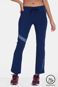 Buy Zelocity Easy Movement Nouveau Soft Relaxed Pants - Medieval Blue