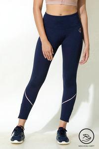 Buy Zelocity High Compression Nouveau Soft Legging - Dark Blue