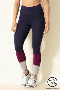Buy Zelocity Nouveau Stretch Legging-Blue