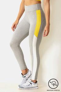 Buy Zelocity Nouveau Stretch Legging - Light Grey