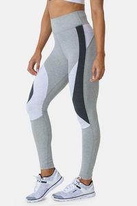 Buy Zelocity High Rise Nouveau Stretch Legging- Light Grey
