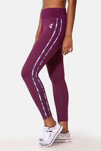 Buy Zelocity Nouveau Shine Legging- Violet