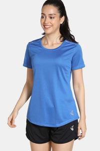 Buy Zelocity Easy Movement Neu Dri T-Shirt - Neon Blue