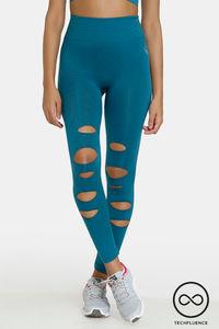 Buy Zelocity Techfluence Legging - Turquoise