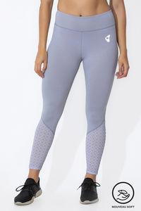 Buy Zelocity High Compression Nouveau Soft Legging - Grey