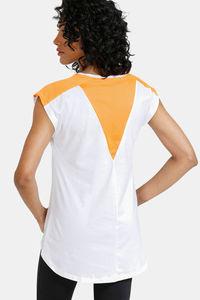 Buy Zelocity Easy Movement T-Shirt - White