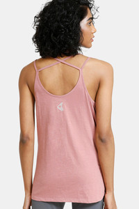 Buy Zelocity Easy Movement Nouveau Stretch Tank Top - Rose Pink