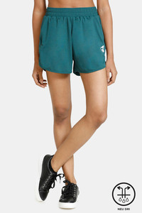 Buy Zelocity Neu Dri Shorts - Green