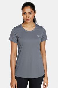 Buy Zelocity Easy Movement Neu Dri T-Shirt - Grey