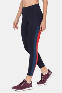 Buy Zelocity High Rise Nouveau Stretch Legging - Maritime Blue