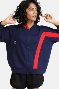Buy Zelocity Easy Movement Jacket - Maritime Blue