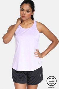 Buy Zelocity Easy Movement Neu Dri Tank Top - Lavender Melange
