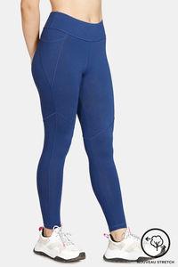 Buy Zelocity Mid Rise Nouveau Stretch Legging - Blue