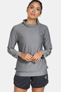 Buy Zelocity Easy Movement Neu Dri Jacket - Grey