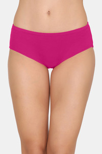 Buy Zivame Moroccan Low Rise Full Coverage Hipster Panty - Dusty Cedar