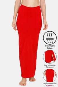 Buy Zivame Seamless All Day Mermaid Saree Shapewear - Tango Red