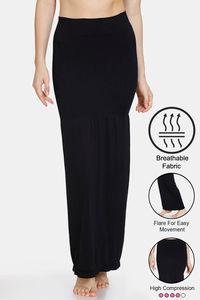 Buy Zivame Seamless All Day Mermaid Saree Shapewear - Black