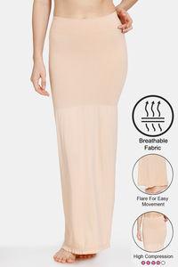 Buy Zivame Seamless All Day Mermaid Saree Shapewear - Skin