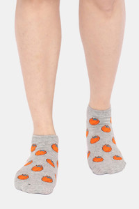 Buy Zivame Ankle Socks - Grey