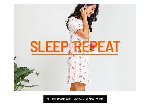 ba876664d05 Lingerie Fest - Sleepwear 40 - 60 m