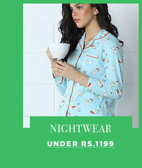 Lingerie Fest - SP Sleepwear