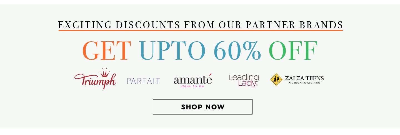 Lingerie Fest - Partner Brands